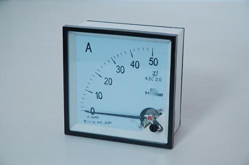 42C20电流表