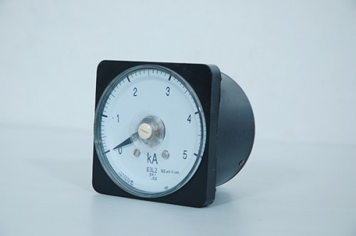 63L2指针电流表
