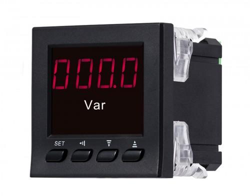 VAR无功单相数显电流表