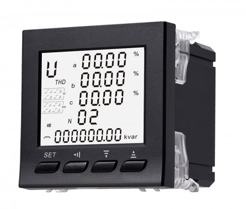 液晶复费率电力仪表
